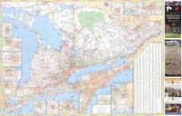 Ontario Road Map - 2008-2009