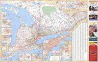 Ontario Road Map - 2010-2011