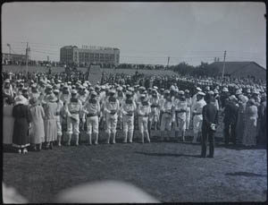 Mace Ceremony, Fort York