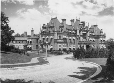 Ontario Government House, Chorley Park, Toronto