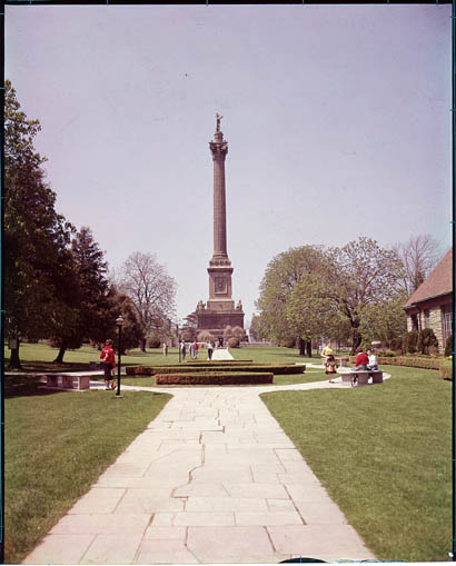 General Brock's Monument, Queenston Heights