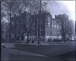 Historic photo from Sunday, May 16, 1926 - Exterior of Jarvis Collegiate, Toronto in Upper Jarvis