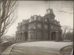 Historic photo from 1890 - Ontario Lieutenant Governors Residence (Government House) in King Street West