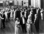 Historic photo from Monday, April 29, 1912 - The last dance, Farewell to Government House at King and Simcoe in King Street West