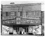 Historic photo from Friday, October 24, 1947 - Lansdowne Theatre - 683 Landsdowne Avenue in Wallace Emerson