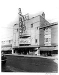 Historic photo from 1945 - Midtown Theatre 506 Bloor Street West - now the Bloor Cinema in The Annex