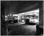 Historic photo from Tuesday, October 21, 1947 - College Theatre concession stand in Dufferin Grove