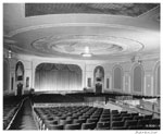 Historic photo from Monday, November 17, 1947 - Palace Theatre auditorium  - opened 1924 with seating for 1,575 in The Danforth