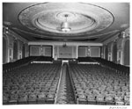 Historic photo from Monday, November 17, 1947 - Palace Theatre - auditorium, stage to back in The Danforth