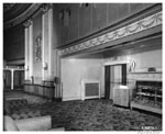 Historic photo from Friday, October 31, 1947 - Parkdale Theatre - Concession stand in Parkdale