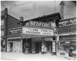 Historic photo from 1949 - Park Theatre, when it was the Bedford Theatre - 1921-1984 in Bedford Park