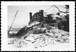 Historic photo from 1959 - View of Chorley Park during its demolition in Don Valley Brickworks