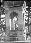 Historic photo from 1920 - Dr. Young Monument, Kew Beach, Toronto in The Beaches