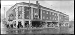 Historic photo from 1926 - Capitol Theatre - Panoramic Camera Company photograph in North Toronto