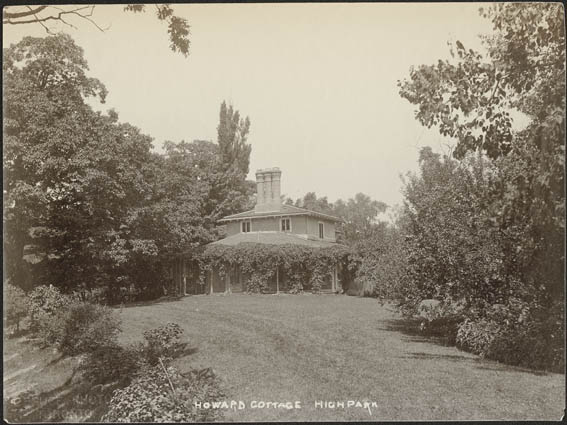 Howard Cottage, High Park, Toronto