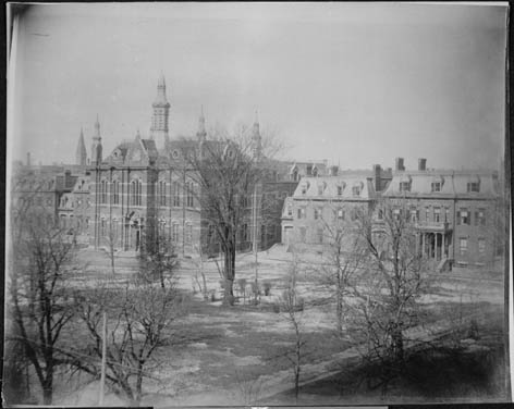 Upper Canada College, King St. West