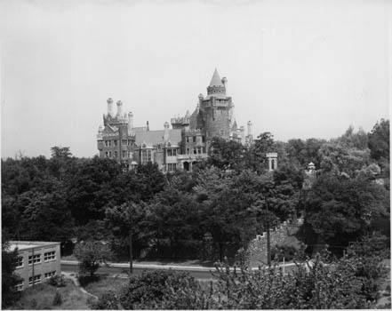 Casa Loma, home of the late Major General Sir Henry M. Pellatt