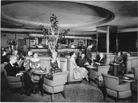 Princess Lounge in the Royal York Hotel