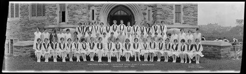 Havergal College - Lawrence Park - Staff and Boarders - Toronto, Ontario